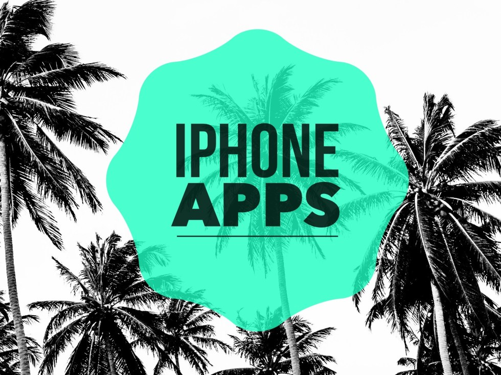 iPhone apps tekst op foto