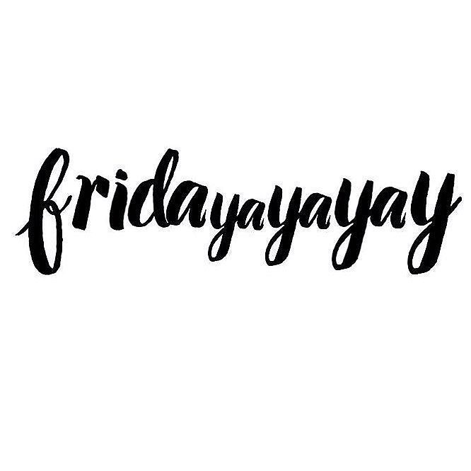 Thank god het is vrijdag #9