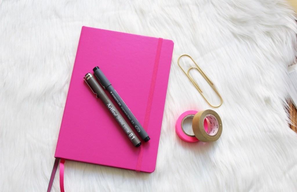 Een bullet journal beginnen, ik help je een beetje op weg