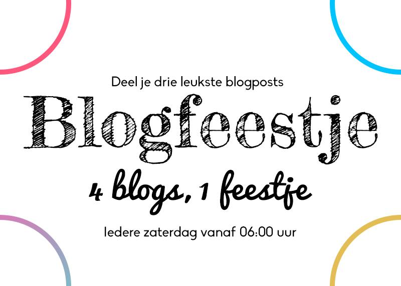 Blogfeestje | Keeping up with the bloggers #22