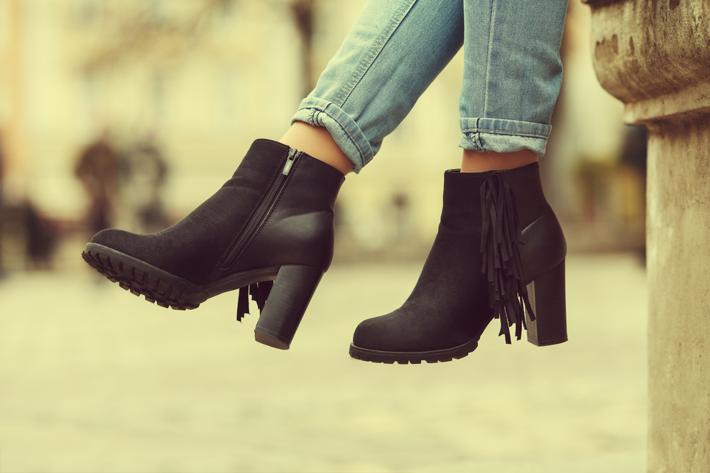 5 x fashionable enkellaarsjes, ik ben verliefd!