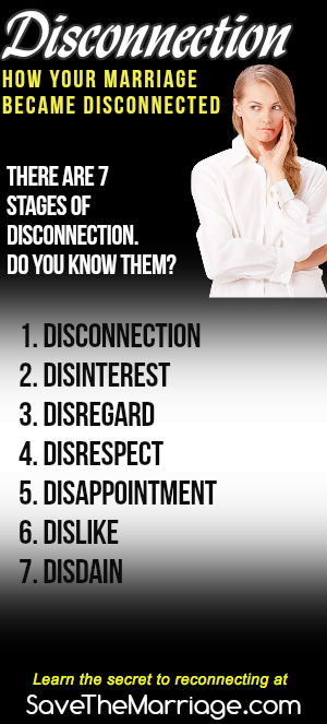 The 7 Stages of Disconnection