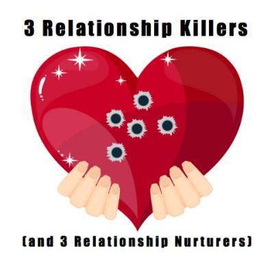 3 Relationship Killers.