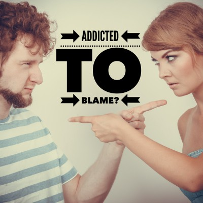 Are you addicted to blame?