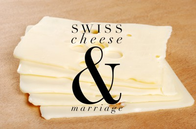 What swiss cheese has to do with your marriage: multiple causation theory.