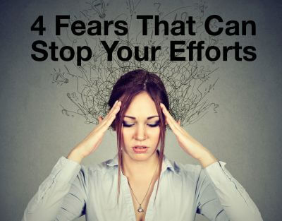4 fears that stop your efforts to save your marriage... but don't have to!