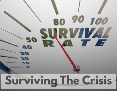 Surviving the crisis in your marriage, including separation, infidelity, disconnection, and other issues.