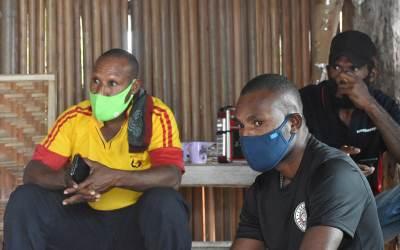 The Sukundimi Sukundimi Follow Up Workshop: A Covid Safe Event