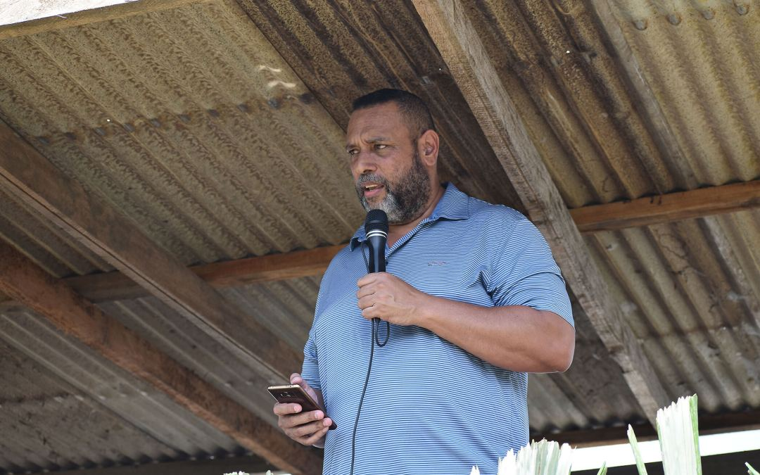 East Sepik Provincial Governor promotes Agriculture as a Better Alternative over Frieda Copper and Gold Mine