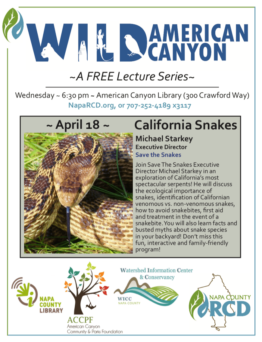 california, snakes, education