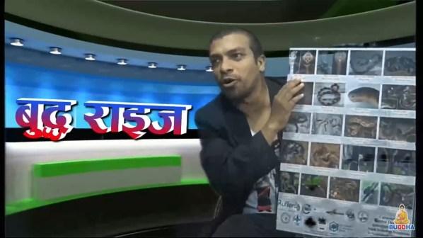 Kamal's interview on Buddha Television, Rupandehi
