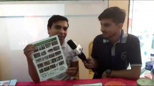 Mr. Kamal Devkota interviewed by Nawalpur F.M.