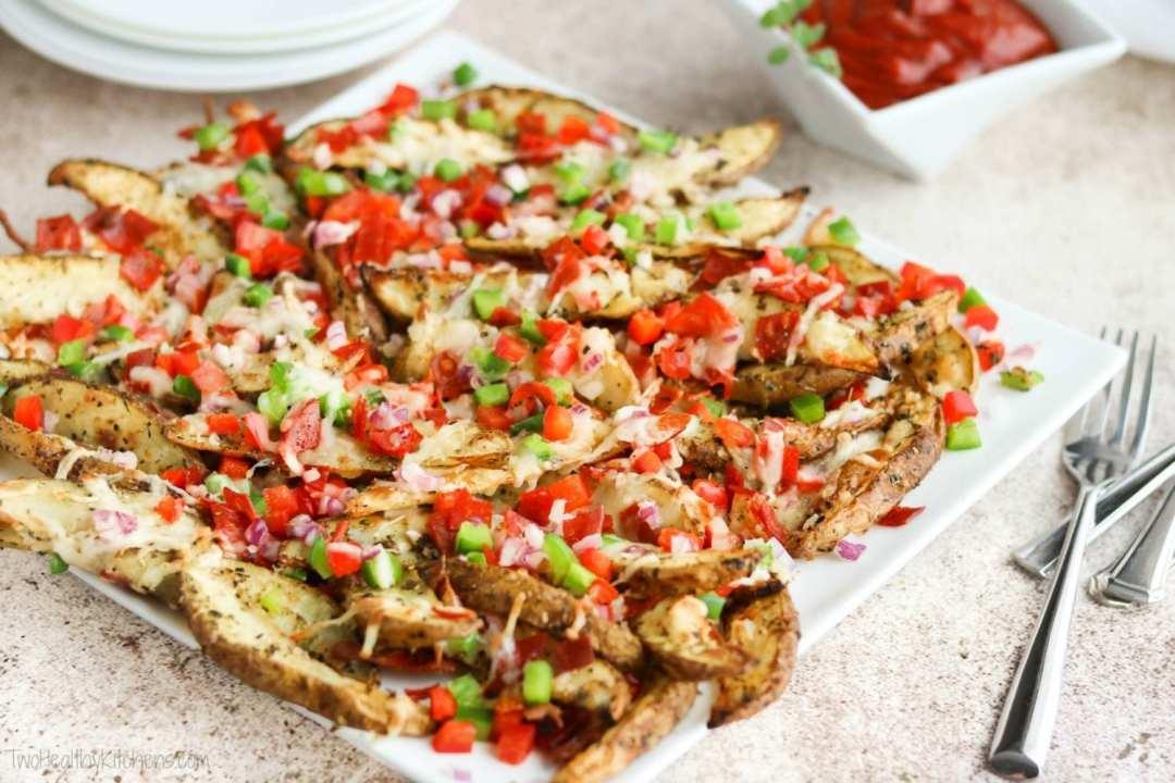 pizza-fries-horiz-watermarked 10 recettes de frites décadentes pour avoir la patate