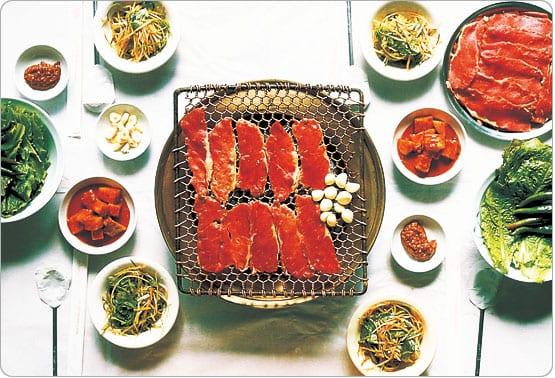 manger coréen, manger coréen Où manger coréen à Bruxelles?