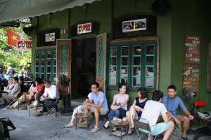Hanoï Café: comme un goût de paradis