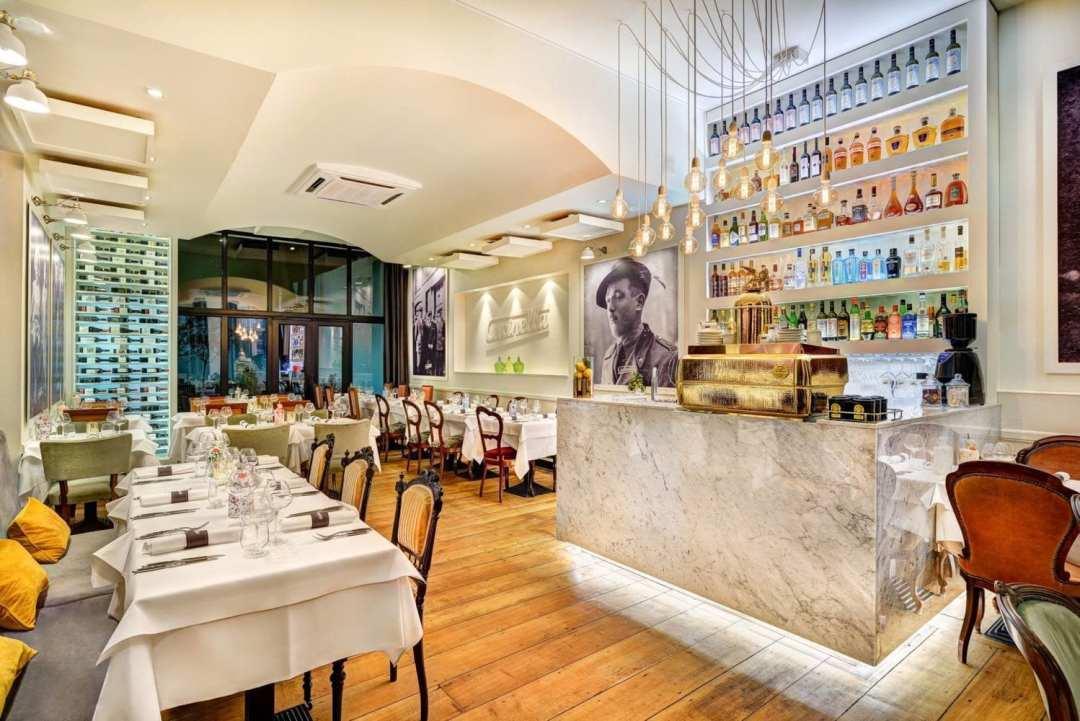 "5 restaurants italiens ""delicioso"" à Liège"