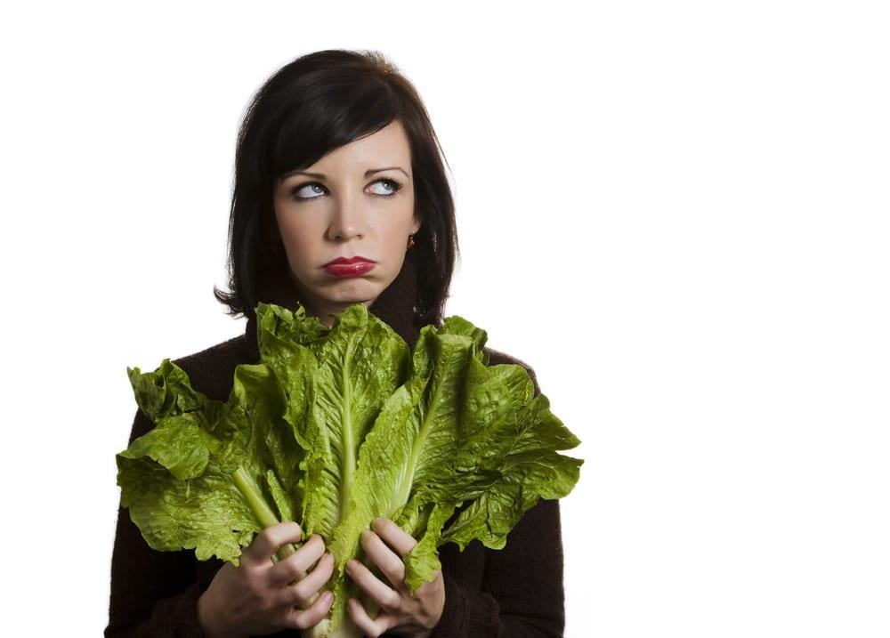 C'est prouvé, manger sainement vous rend embêtant