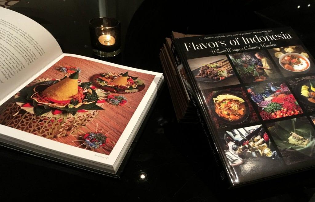 À la découverte de la gastronomie indonésienne au Wiltcher's