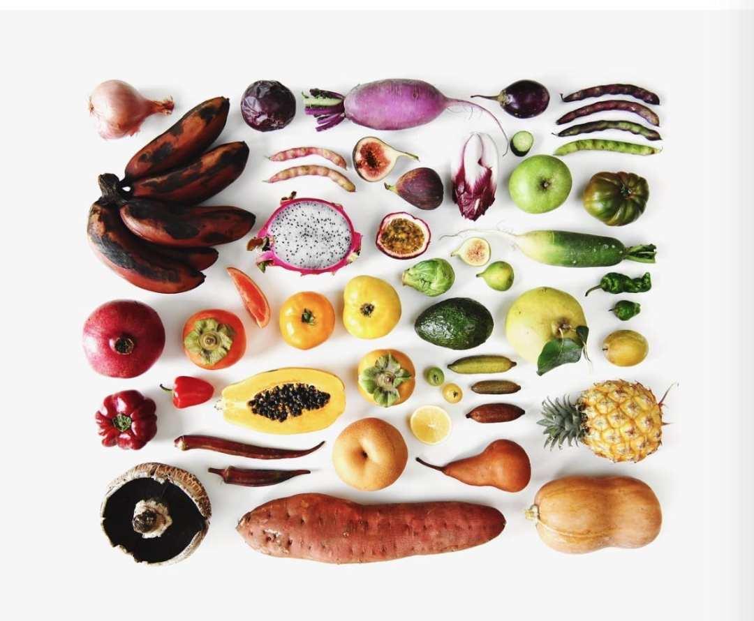 Wrightkitchen Les 3 ingrédients pour des photos de food réussies