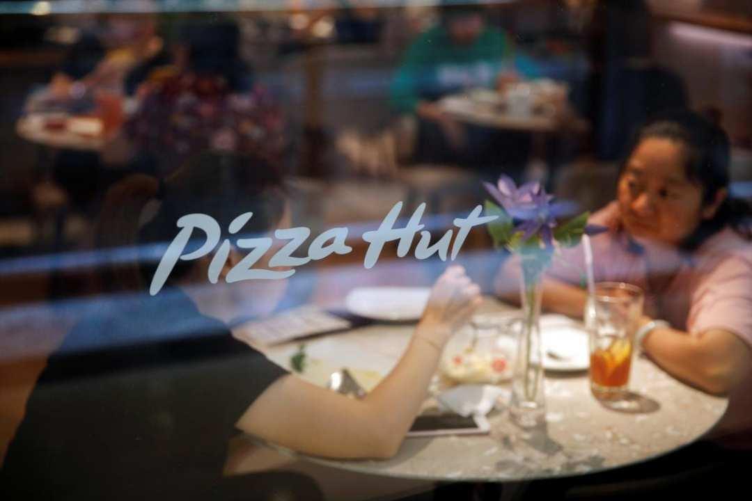 En Chine, les Pizza Hut sont beaux comme des restos gastronomiques