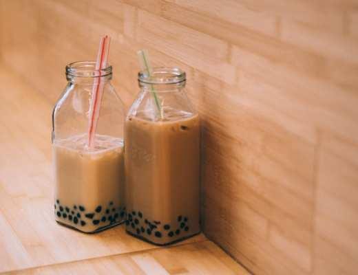 bubble tea- unsplash