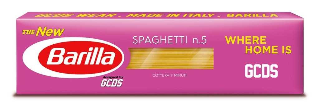 spaghetti Barilla gcds
