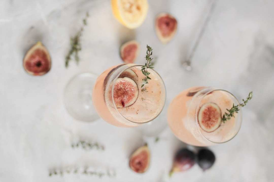 apéritif sans alcool - unsplash - Alexandra golovac