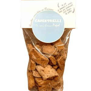 Canistrelli amandes vanille