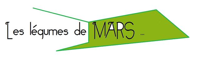 les legumes de MARS