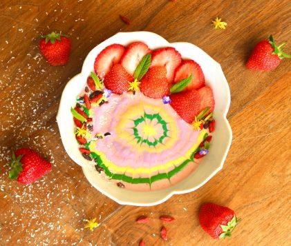 smoothie banane fraise2