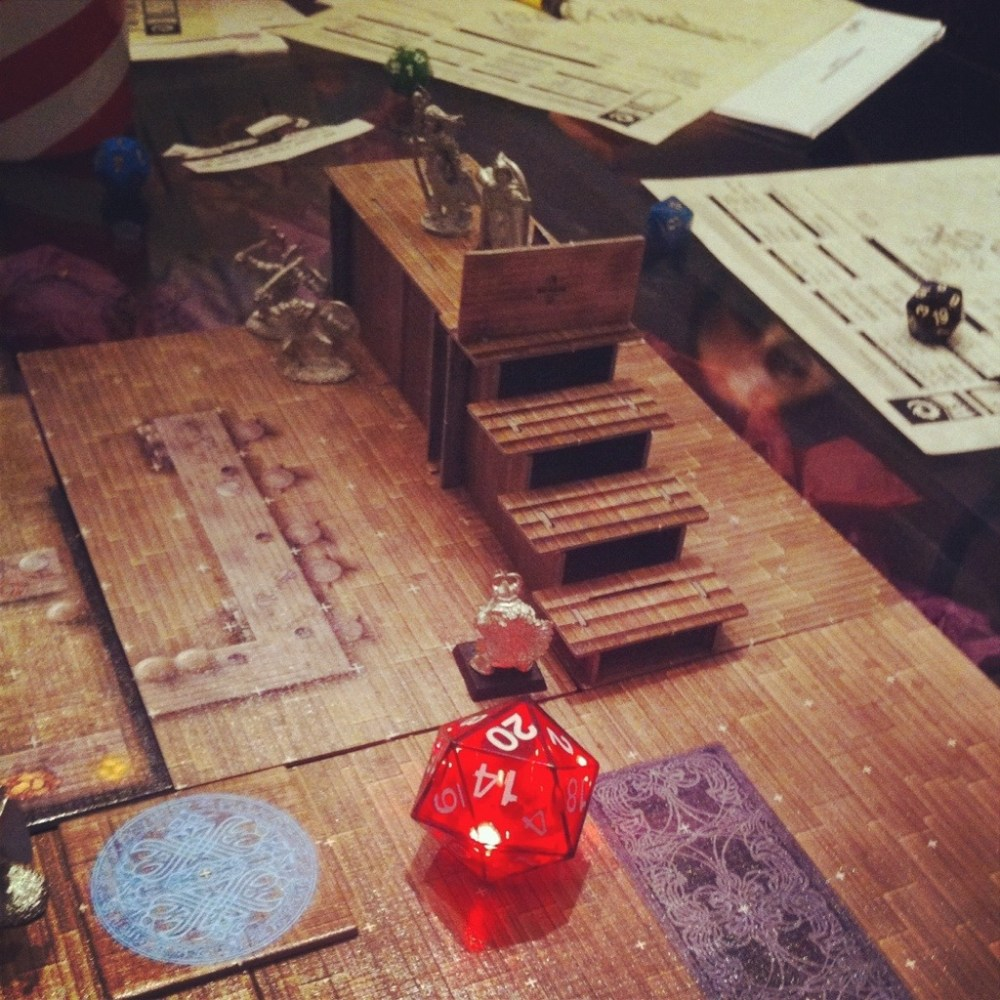 D&D NEXT/5th ed Playtest Experience (Points) (1/2)