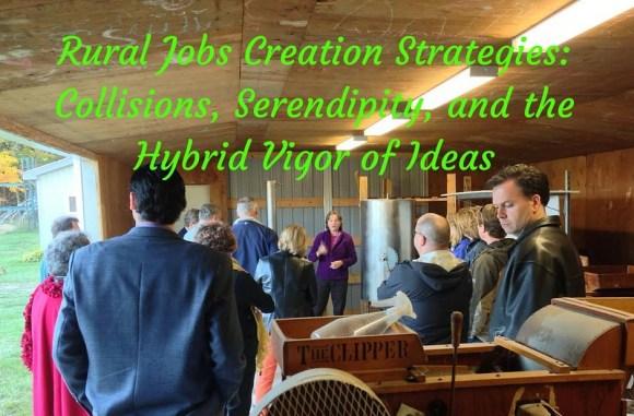 Rural Jobs Creation Strategies