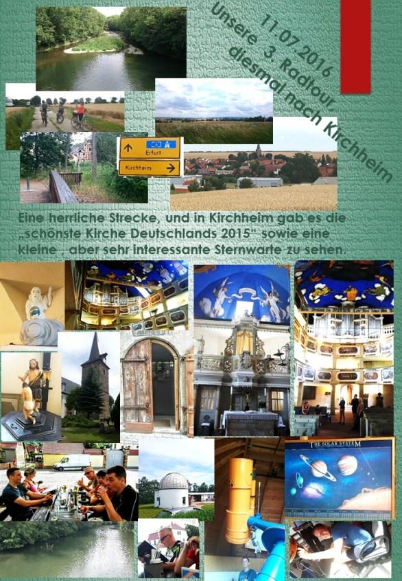 Radtour Kirchheim