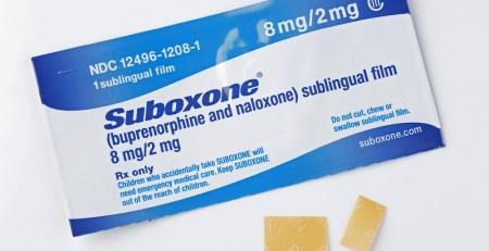 Suboxone Taper