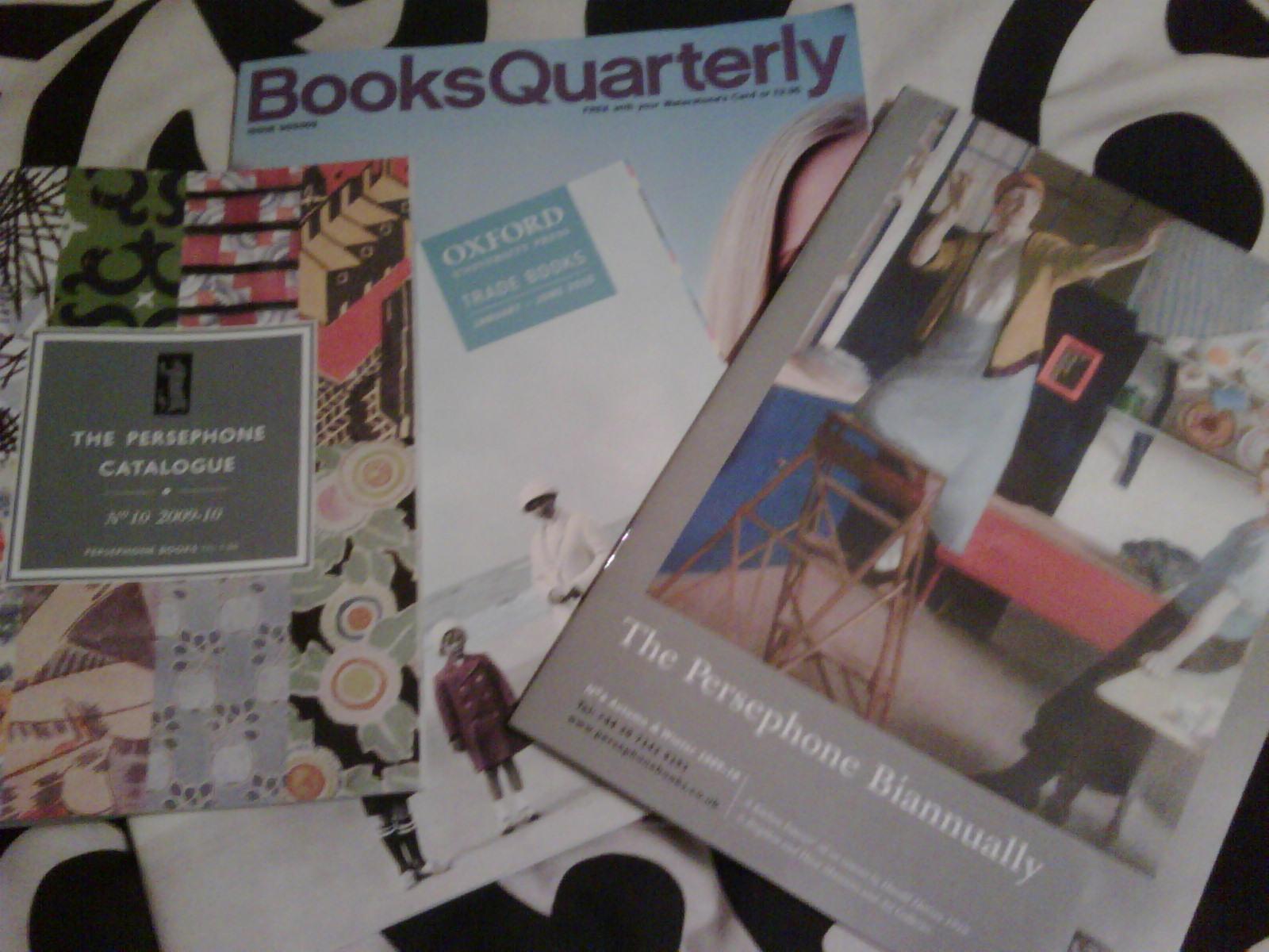 Bookish Magazines