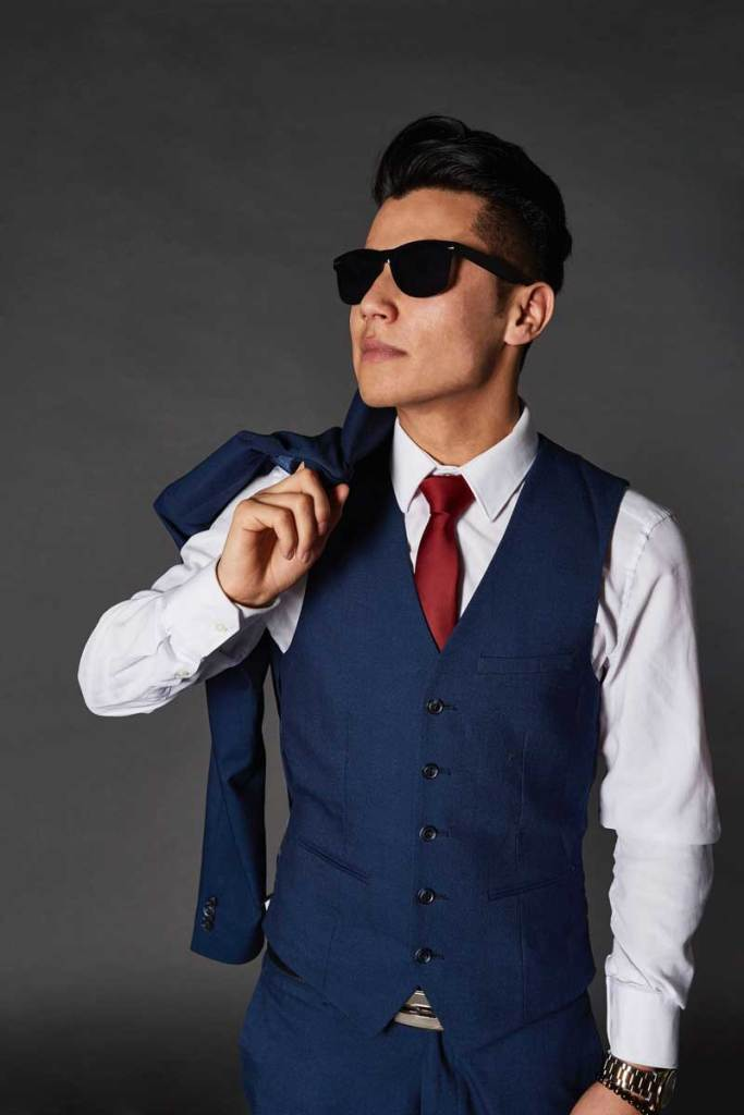 Which Type of Suit Coat Vent is Right for You?