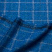 Wool fabric for suits and sport coats