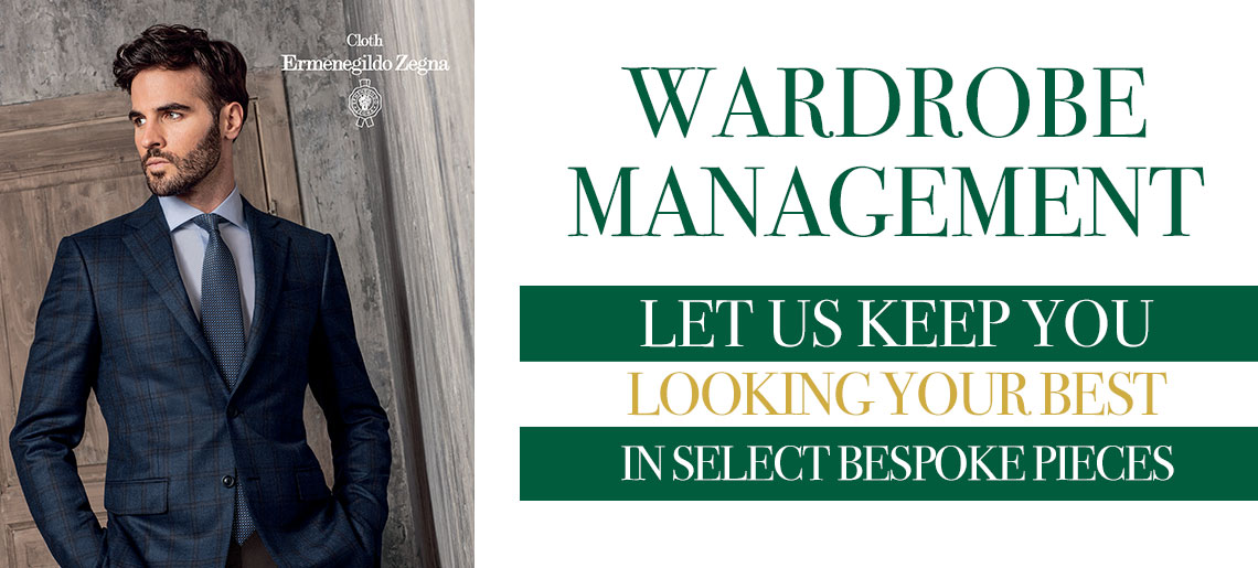 Savile Row Wardrobe Management