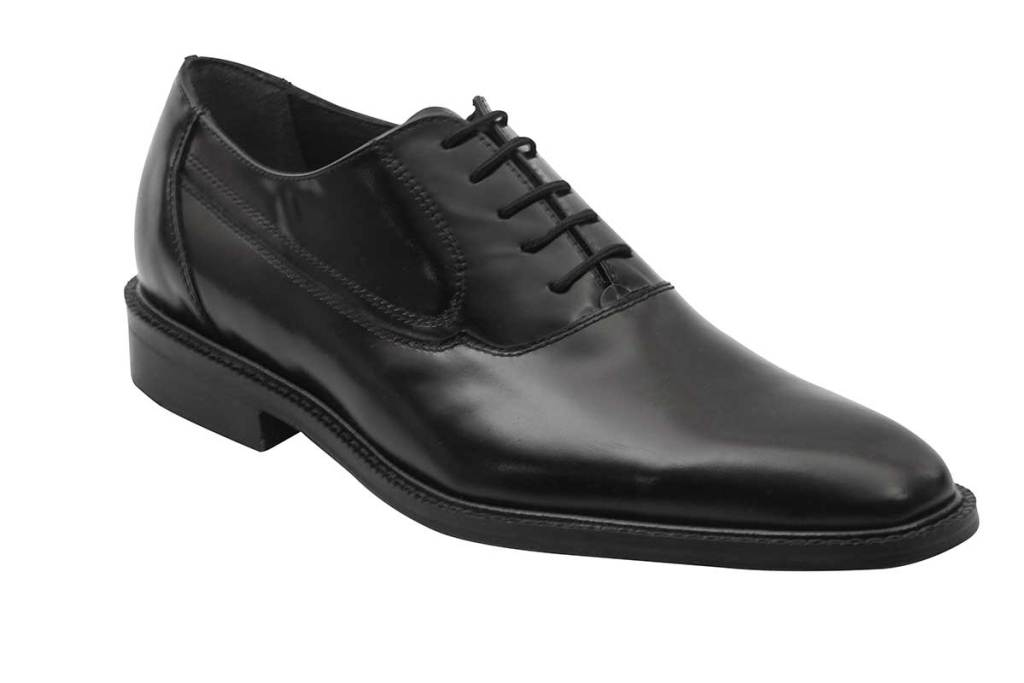Savile Row Men's Custom Shoes by Avriel - 43 Series Black Lace