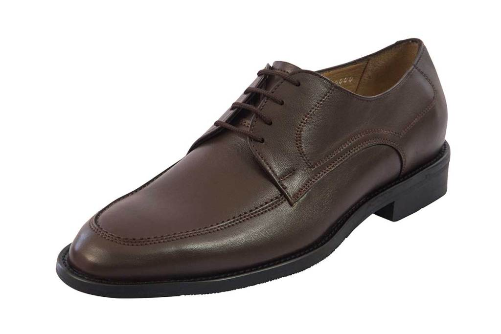 Savile Row Men's Custom Shoes by Avriel - 48 Collection Dark Brown Lace