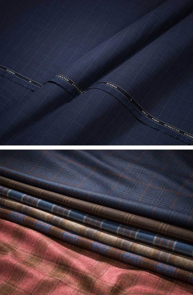 New Fall Fabrics for Business Casual are Here; Fall Fashion Preview Week Just Around the Corner