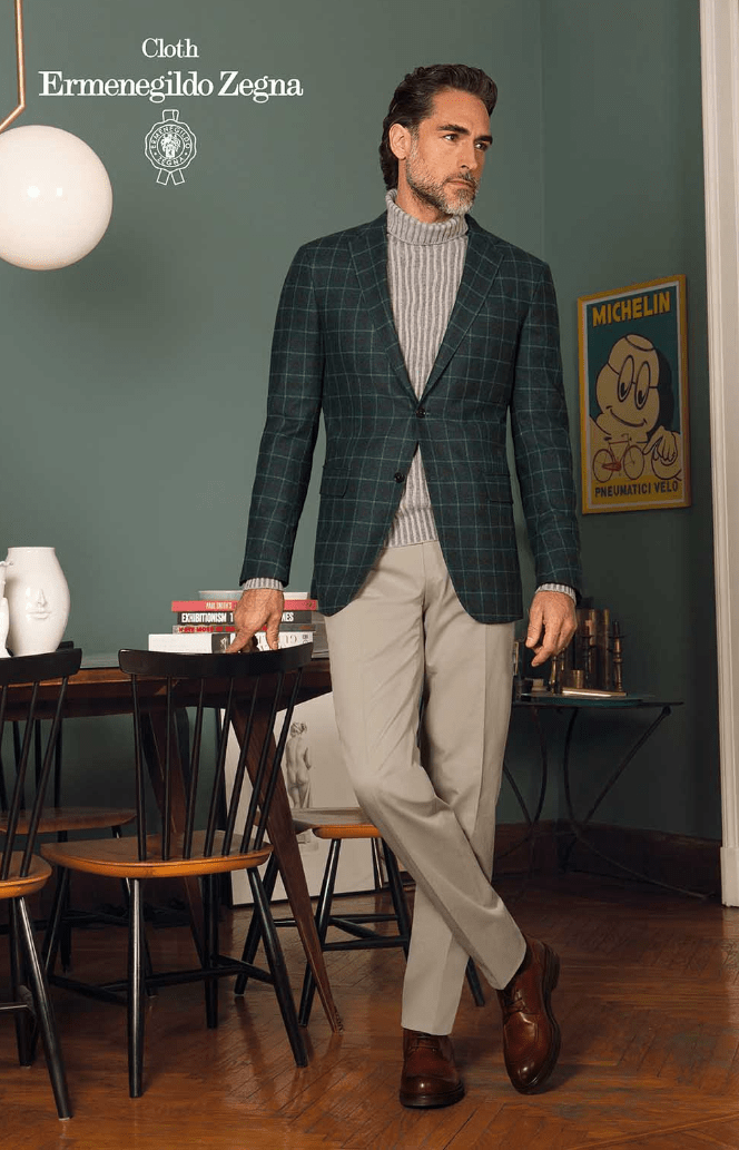Trousers: Getting a Leg Up on the Right Fit.