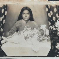 EL arte ritual de la muerte niña