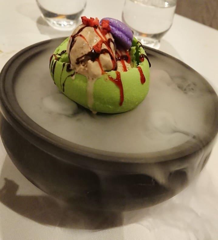 華國牛排館-甜點-精選聖代冰淇淋
