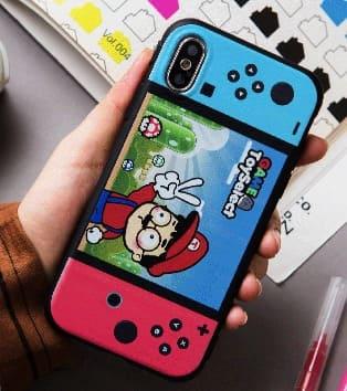 【獨家設計】拓伊玩玩switch設計iPhone手機殼