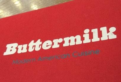 Buttermilk 摩登美式餐廳用餐心得-EZTABLE方案預付1000折抵1100消費