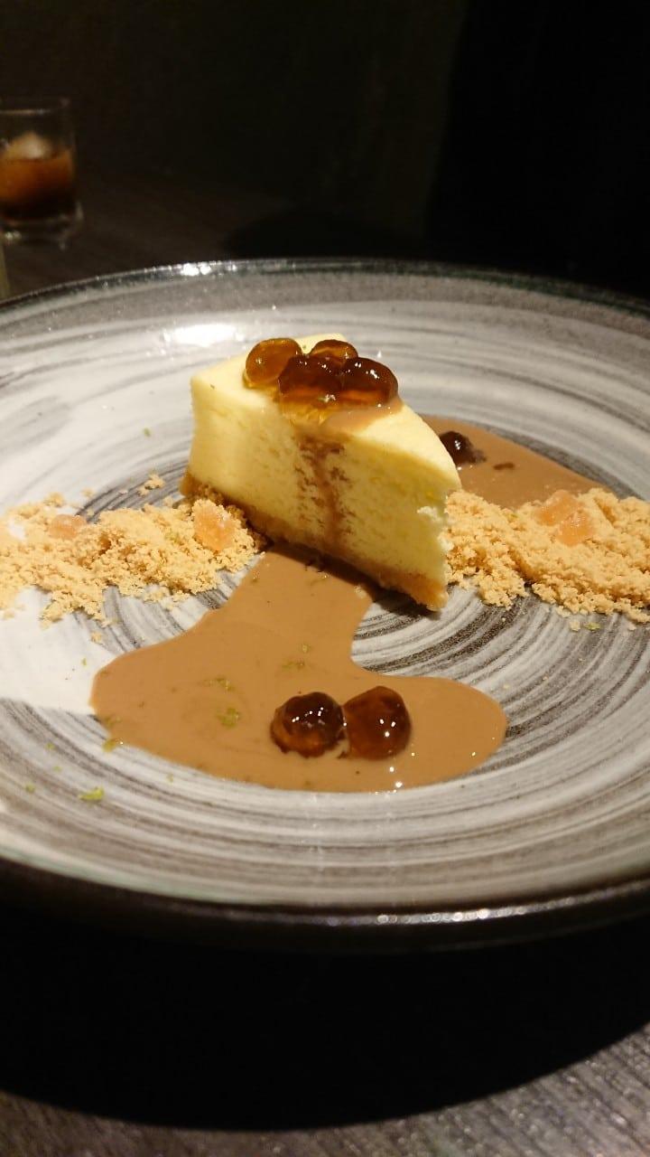 cairns 奶茶乳酪蛋糕