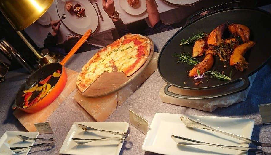 GMT義大利餐廳pizza