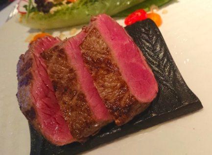 歐華酒店 燒烤紐約客45天濕式熟成牛排