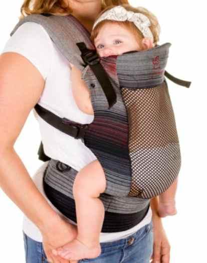 揹巾 加拿大 Chimparoo Trek Air-O 透氣嬰兒揹帶